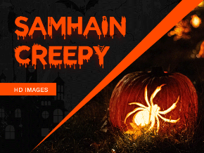 Samhain Creepy HD Images