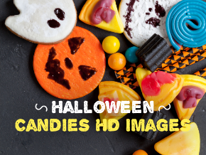 Halloween Candies HD Images