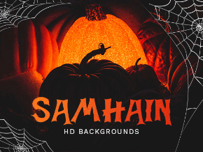 Samhain HD Backgrounds