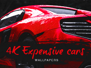 4K Expensive cars Wallpapers