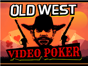 Video Poker Old West
