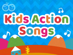 Kids Action Songs by HappyKids