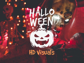 Halloween  HD Visuals