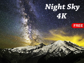 Night Sky 4K Collection