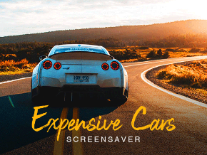 Expensive Cars Screensaver