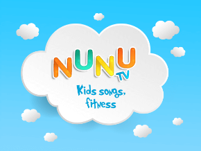 NunuTV kids songs, fitness
