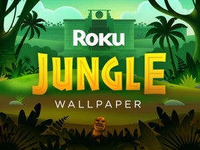 Roku Jungle Wallpaper