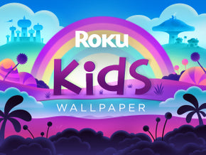 Roku Kids Wallpaper