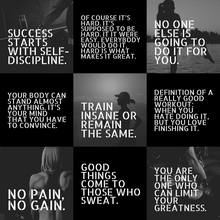Load image into Gallery viewer, 50 Personalized Fitness Motivation Posts