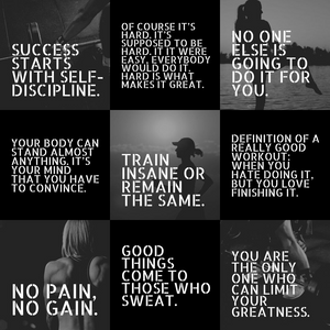 50 Personalized Fitness Motivation Posts