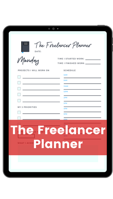 The Freelancer Planner