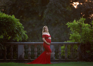 Redlin Dress - Design by C
