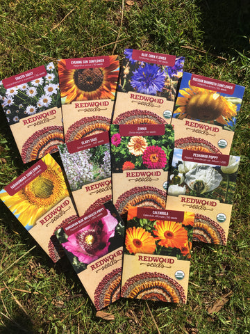 Pollinator Flower Collection