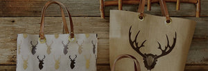 Jute Bags available at The Lodge at Torrey Pines