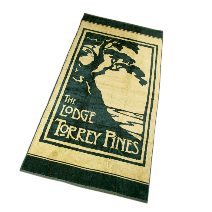 Beach Towel from The Lodge at Torrey Pines