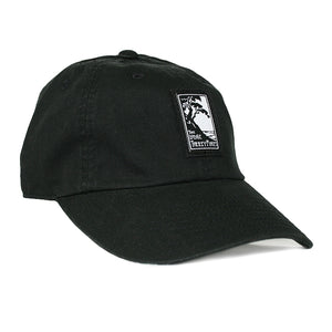 Men's Flex-fit Hat by American Needle with The Lodge at Torrey Pines logo