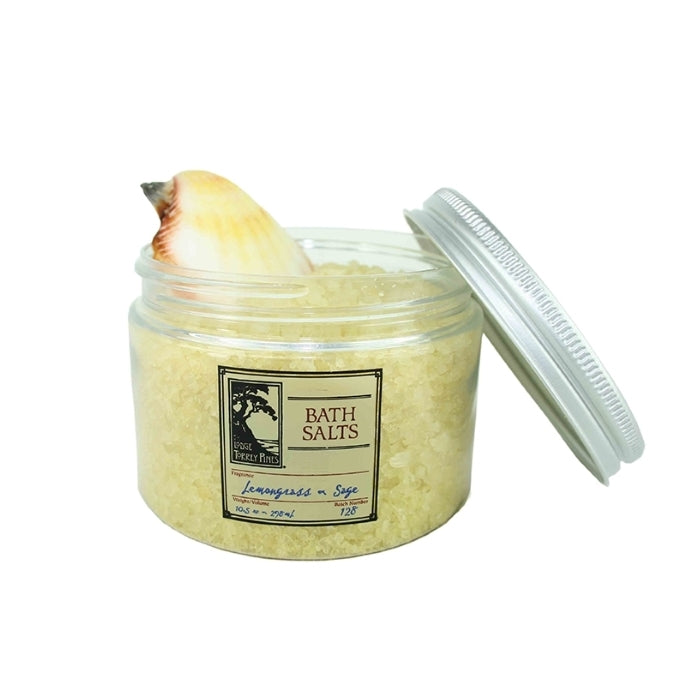 Lemongrass and Sage Bath Salts from The Lodge at Torrey Pines