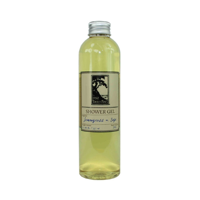 Lemongrass & Sage Shower Gel 8.25 oz