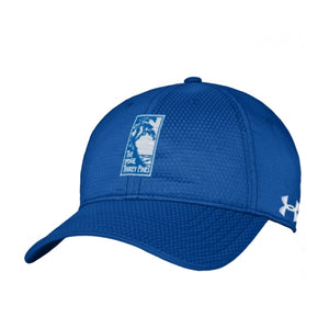 Men's Under Armour Zone adjustable hat in royal blue from The Lodge at Torrey Pines