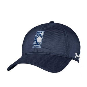 Men's Under Armour Zone adjustable hat in navy blue from The Lodge at Torrey Pines