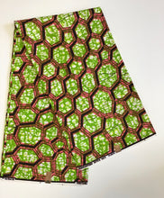 Load image into Gallery viewer, African print fabric