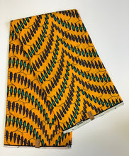 Load image into Gallery viewer, African wax print fabric
