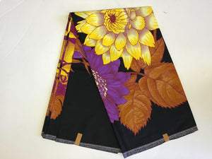 Big flower prints