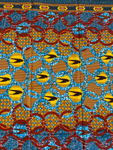 Load image into Gallery viewer, African Print Multi-Color