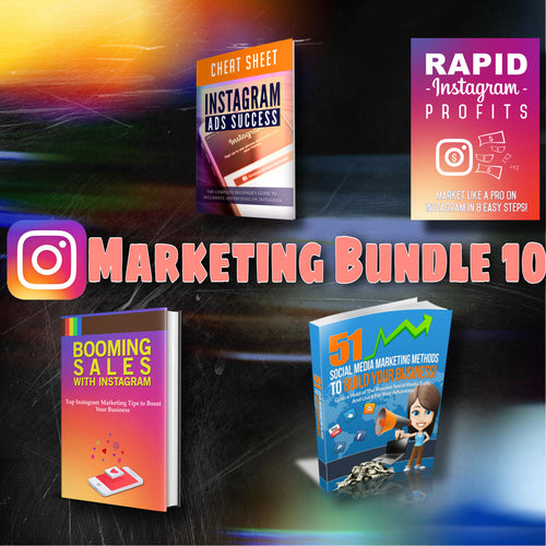 IG Marketing Bundle 101