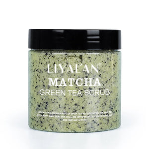 Green Tea Scrub