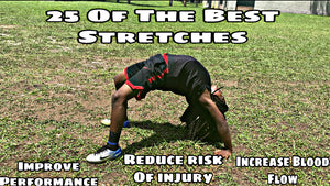 25 Best Stretches for an Athlete