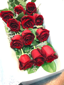 Valentine's Roses (Boxed)