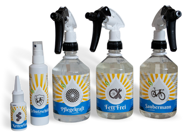 cycleWASH® Starter Set