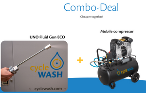 cycleWASH® UNO Combi Deal