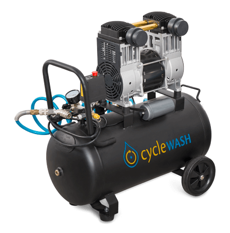 cycleWASH® Mobile Compressor