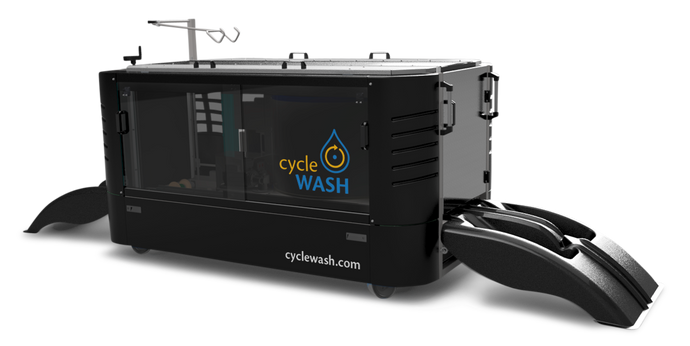 cycleWASH® Pro with integrated Drying (optional)