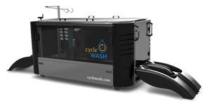 cycleWASH® Pro with integrated Drying