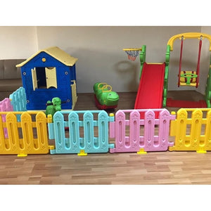 Caterpillar Seesaw Outdoor Garden Toys for Kids