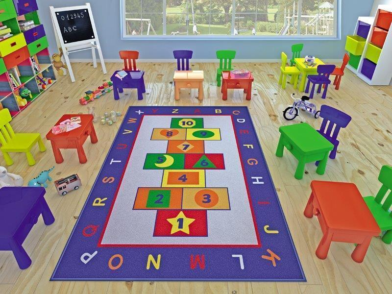 Rugs for kids Game Theme by Antdecor  3'x 5' 39
