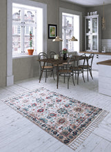 Load image into Gallery viewer, Beige Curl Decorative Carpet ( 80X150 Cm / 32X59 In -