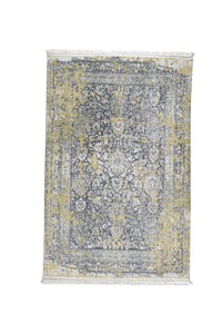 Dark Grey  Series Decorative Carpet ( 80X150 Cm