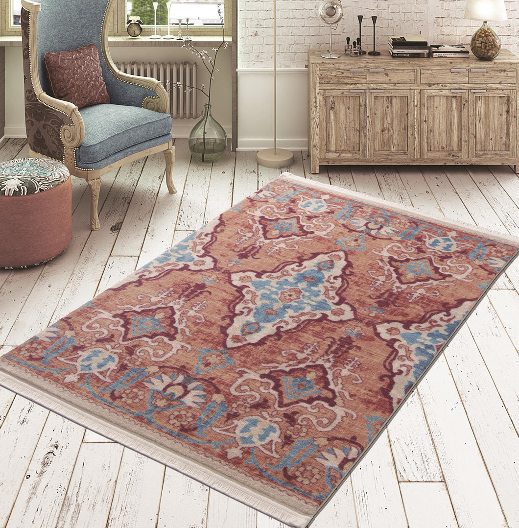 Brown  Series Decorative Carpet ( 80X150 Cm