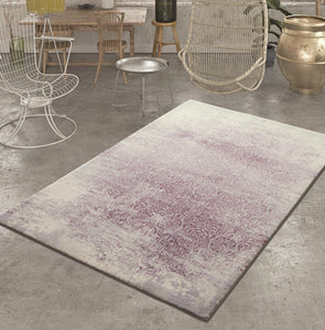 Purple  Series Decorative Carpet ( 80X150 Cm
