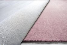 Load image into Gallery viewer, Powder Pink  Decorative Carpet ( 80X150 Cm / 32X59 In