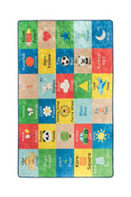 "Load image into Gallery viewer, Antdecor Learning Rugs for kids Highway  3'x 5' 39""x 62"" 100x160 cm - Cross Border Exporter"