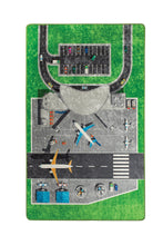 "Load image into Gallery viewer, RugstoreX Airport Rugs for kids Highway  3'x 5' 39""x 62"" 100x160 cm - Cross Border Exporter"