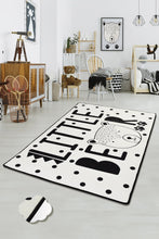 "Load image into Gallery viewer, Antdecor Litte Bear Rugs for kids Highway  3'x 5' 39""x 62"" 100x160 cm - Cross Border Exporter"