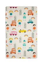 "Load image into Gallery viewer, RugstoreX Town Rugs for kids Highway  3'x 5' 39""x 62"" 100x160 cm - Cross Border Exporter"