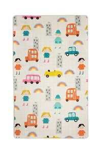 "RugstoreX Town Rugs for kids Highway  3'x 5' 39""x 62"" 100x160 cm - Cross Border Exporter"