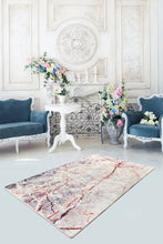 Load image into Gallery viewer, Antdecor Marble Pattern Modern Design Decorative Area Rug 31'' 59'' 80x150cm